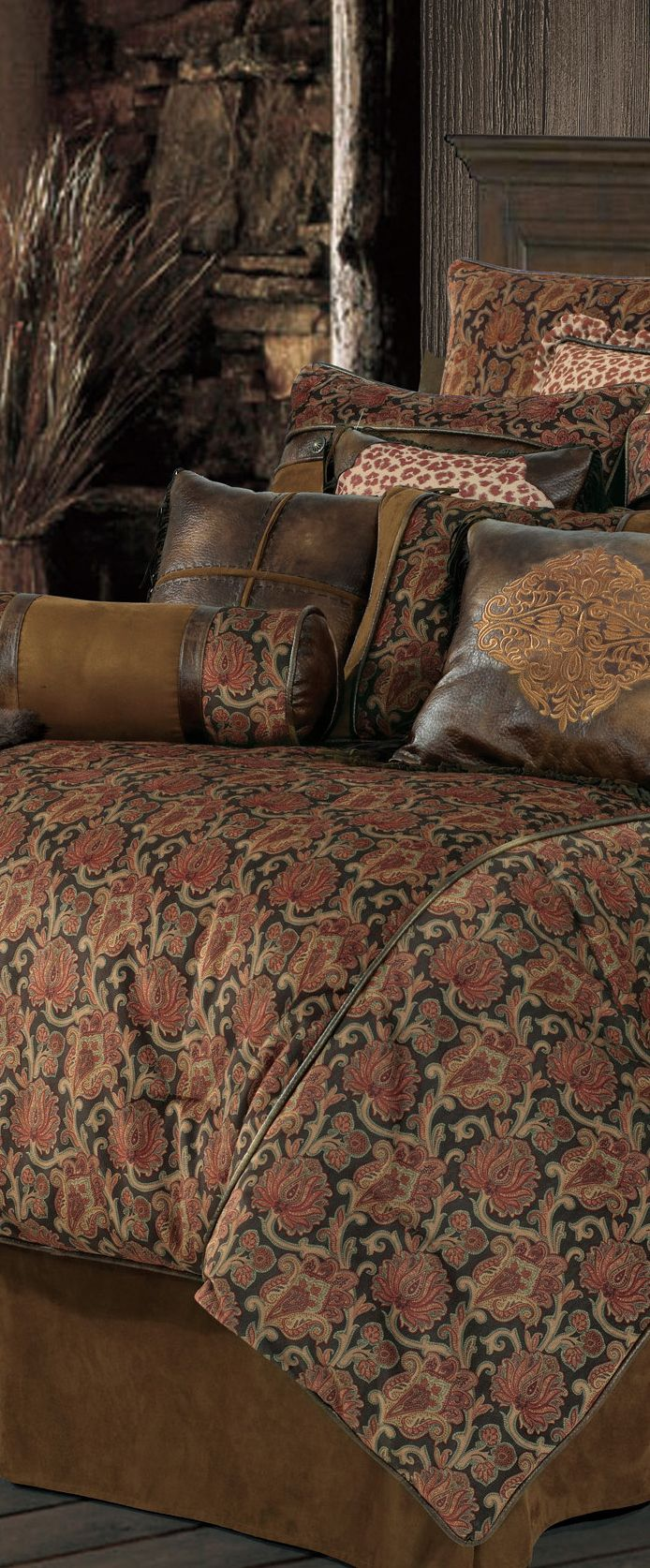 Best Rustic Bedding Sets For 2020 Rustic Bedding Sets Rustic 400 x 300