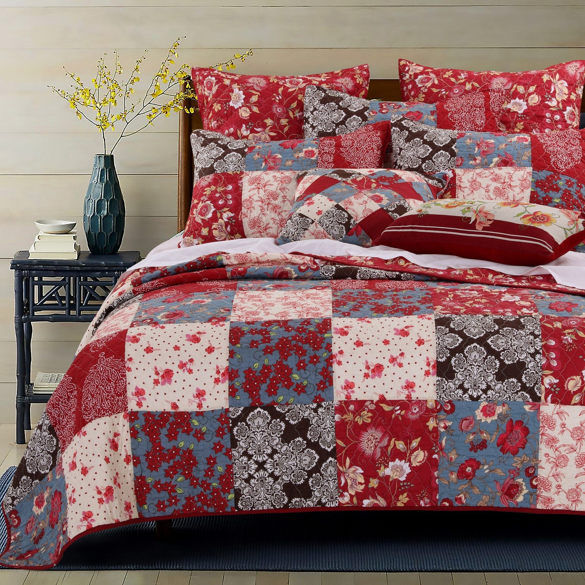 nicole reversible quilt set | products | pinterest | products
