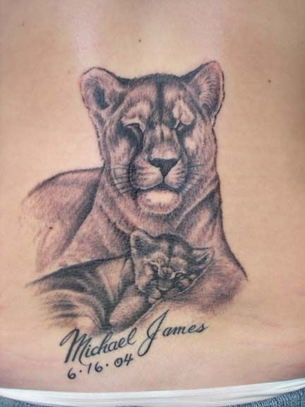 Untitled By Dave Lukeson Lion Tattoo Leo Lion Tattoos Tattoos For Baby Boy