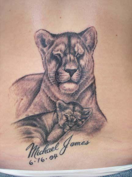 Love this tattoos pinterest tattoo tatting and tatoo for Lion and cub tattoo