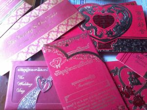 Step 36 Pick out Cambodian Wedding Invitations Weddings