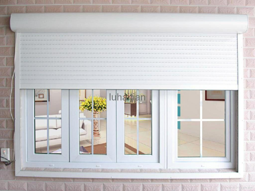 Roller Shutter Window For Indoor Outdoor Bar Shutters Exterior Security Shutters Roller Shutters