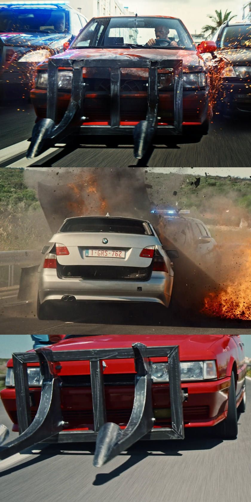 Can T Wait For Fast 9 Lost Bullet Looks Just As Nuts The Automotive Action In This French Netflix Crime Thriller In 2020 Bullet Crime Thriller Porsche 911 Carrera