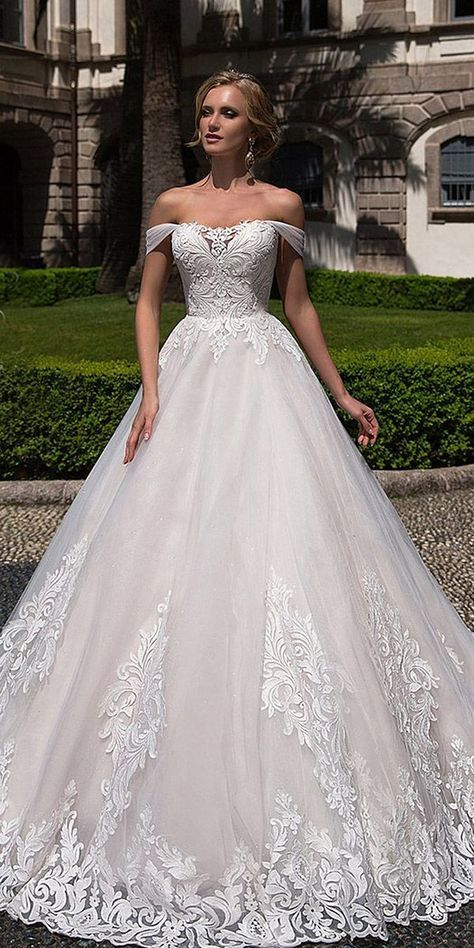 Gown Da Ball You Dresses Wedding Vestiti Lace Love 24 Favola T8x5qaEwa