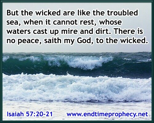 Image result for Isaiah 57; 19-21