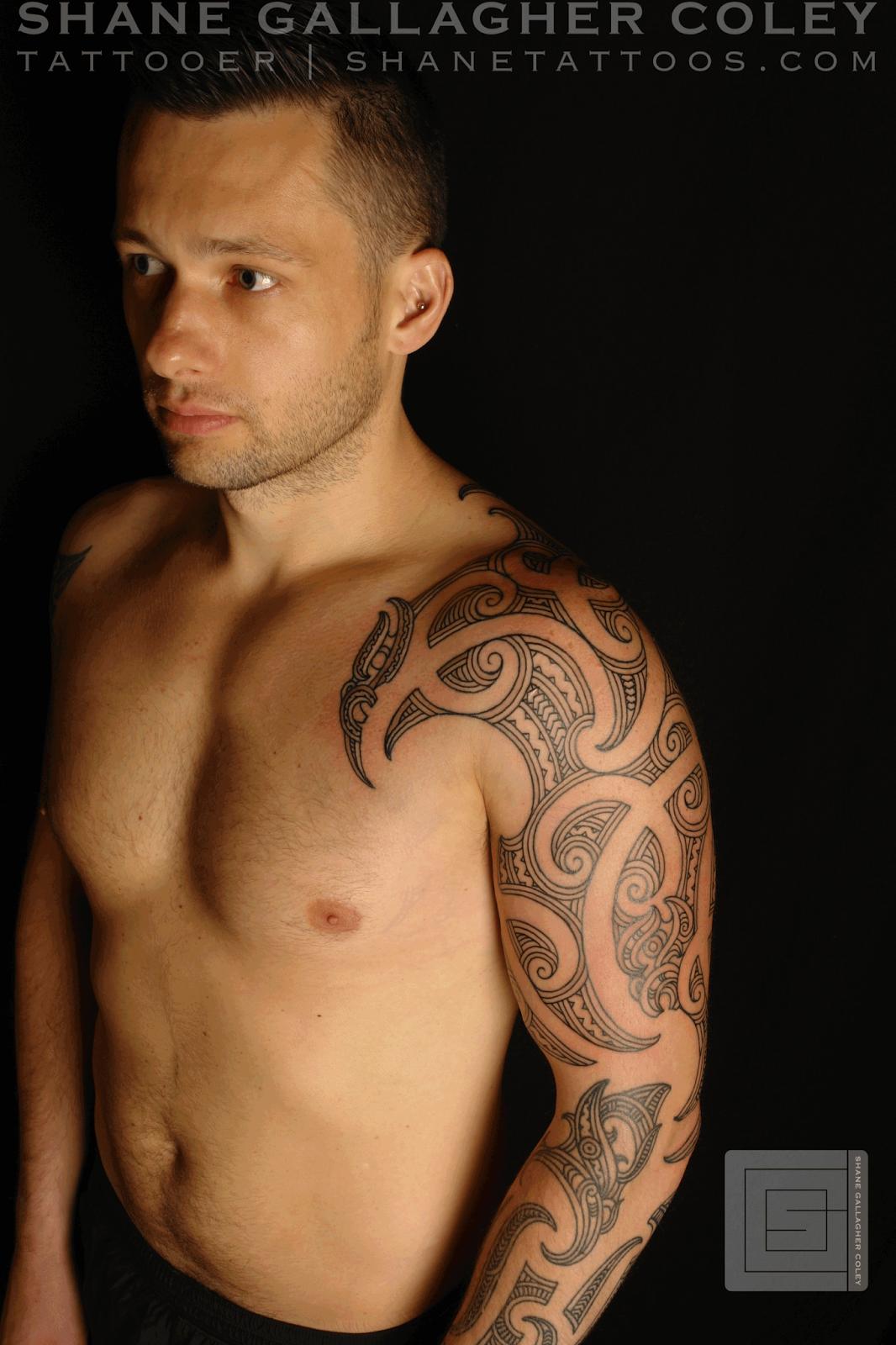 6554db08c SHANE TATTOOS: Maori Sleeve Chest Ta Moko/Tattoo | tatts | Tattoos ...