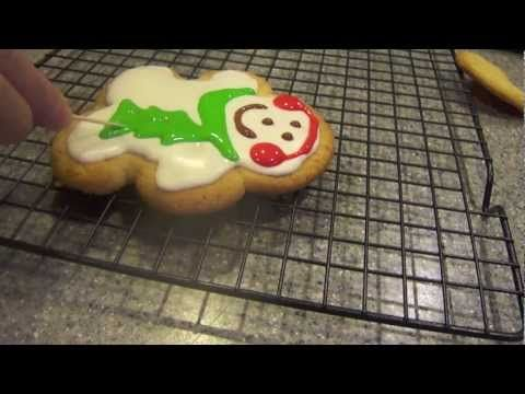 part 1 of how to make and decorate christmas cookies youtube - Christmas Cookies Decorating Ideas Youtube