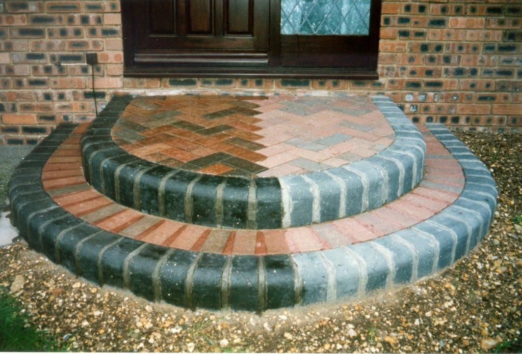 Power Washing / Sealing Concrete paving, Steel stairs