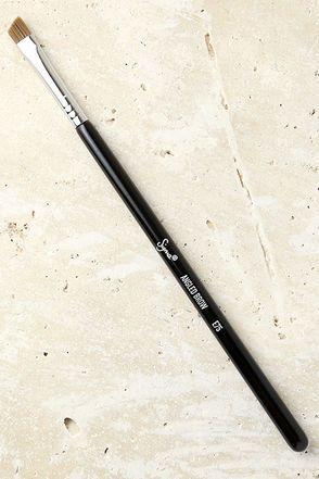 Sigma E75 Angled Brow Brush 1 Brow Brush Angled Brush Brows