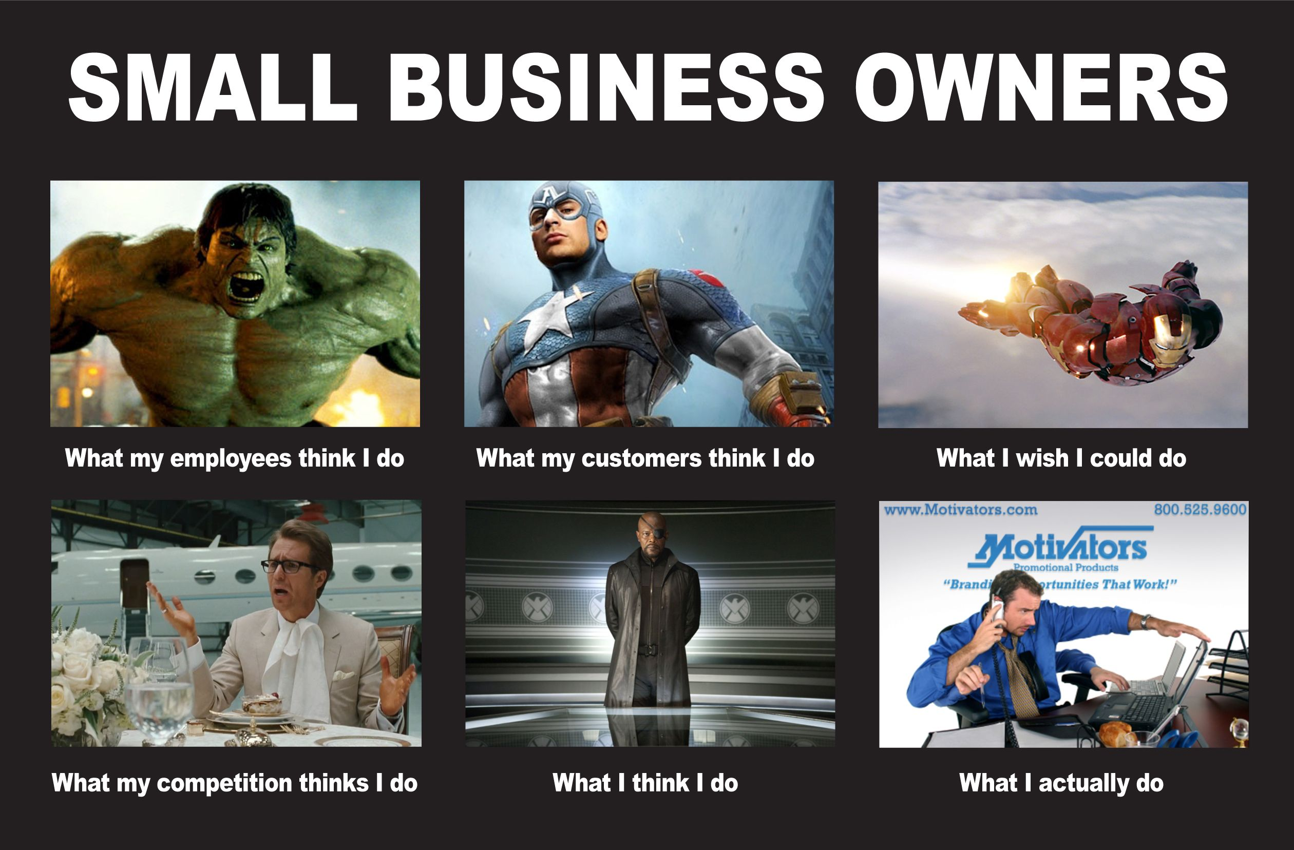 What x thinks i do avengers edition small business for Small room meme