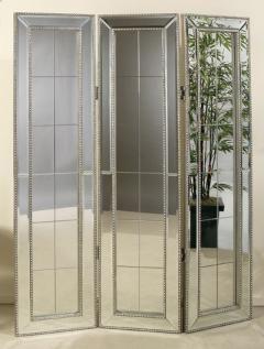 From HomeDecoratorscom Standing mirrored Room Divider 69900