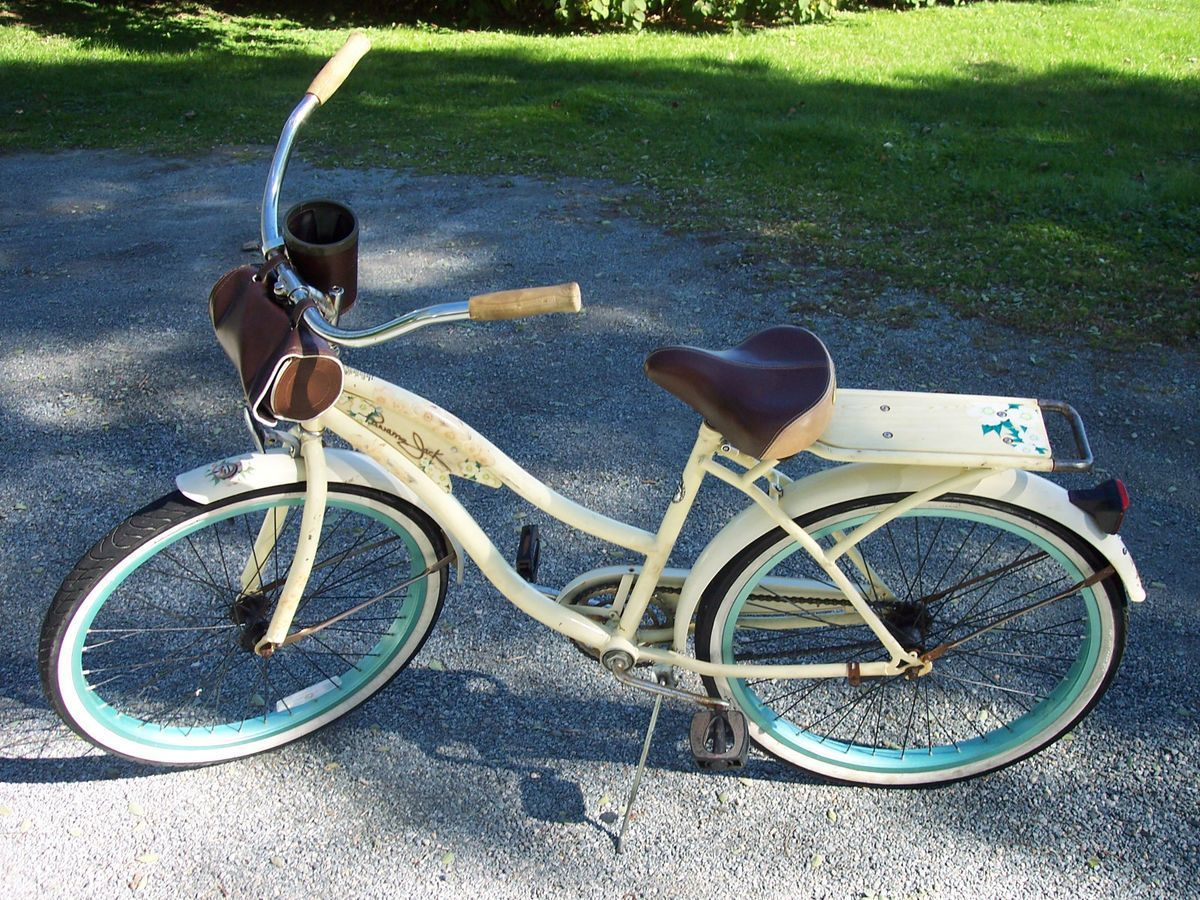 Vintage Womens Panama Jack Huffy Beach Cruiser Bike Bicycle
