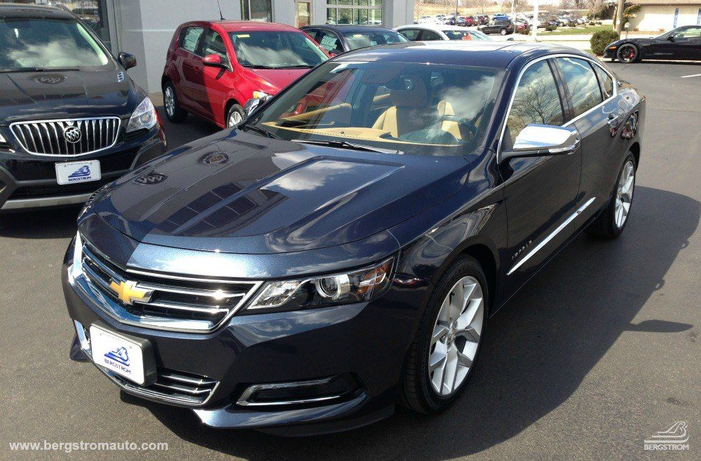 2014 Chevy Impala Has Arrived Autos