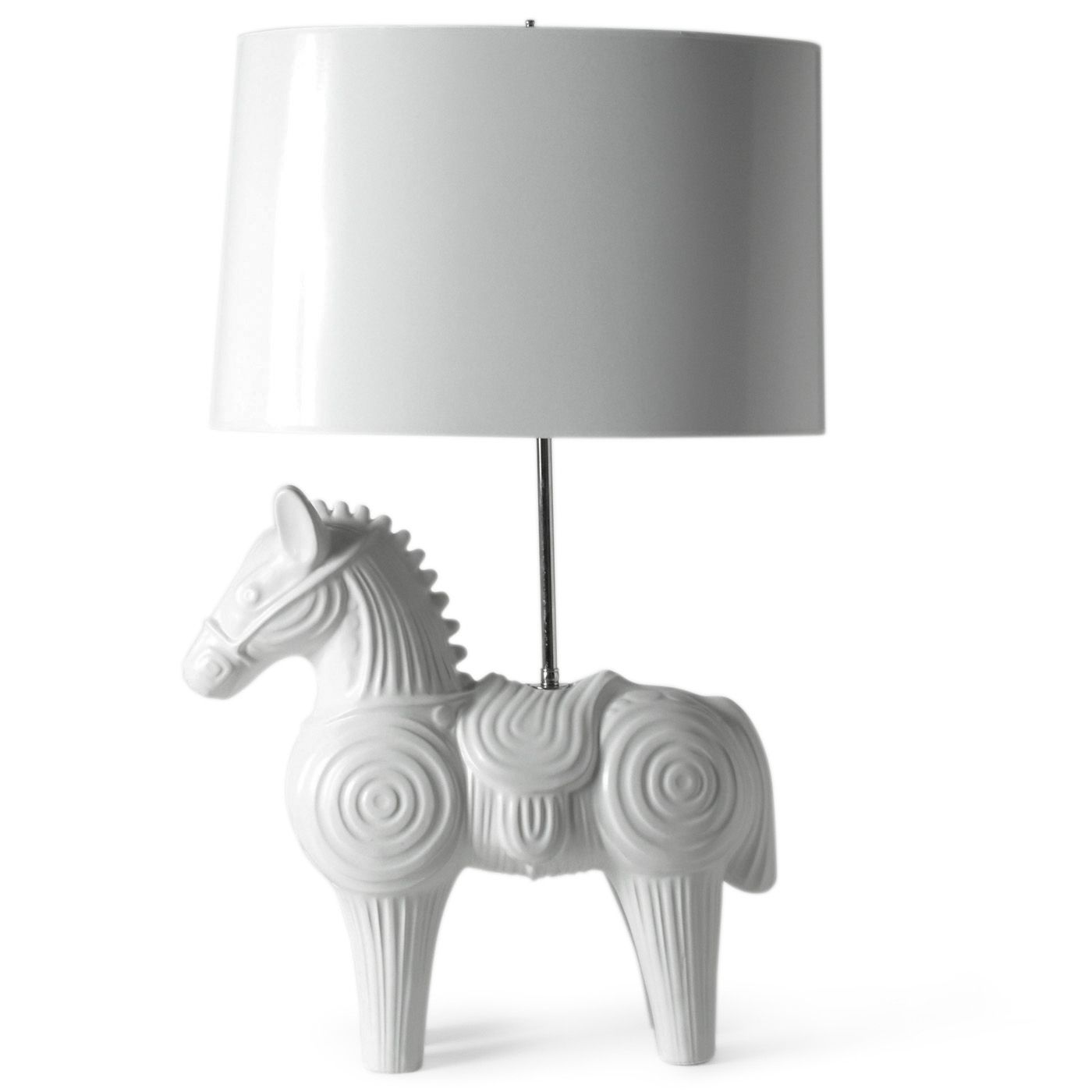 lamp lamps by jonathan head adler index table horse ja