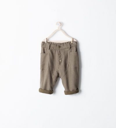 $25.90 - TROUSERS WITH POCKETS from Zara