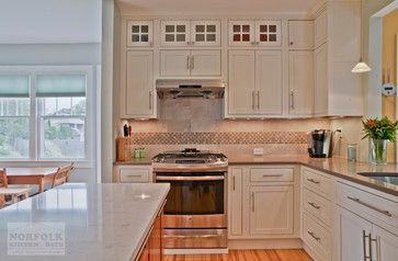 Superbe Sending Our Thanks To Norfolk Kitchen U0026 Bath For This Inset Showplace In  Pendleton Soft Cream