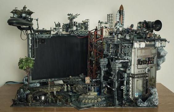 This PC Case Mod Is A Work Of Art: