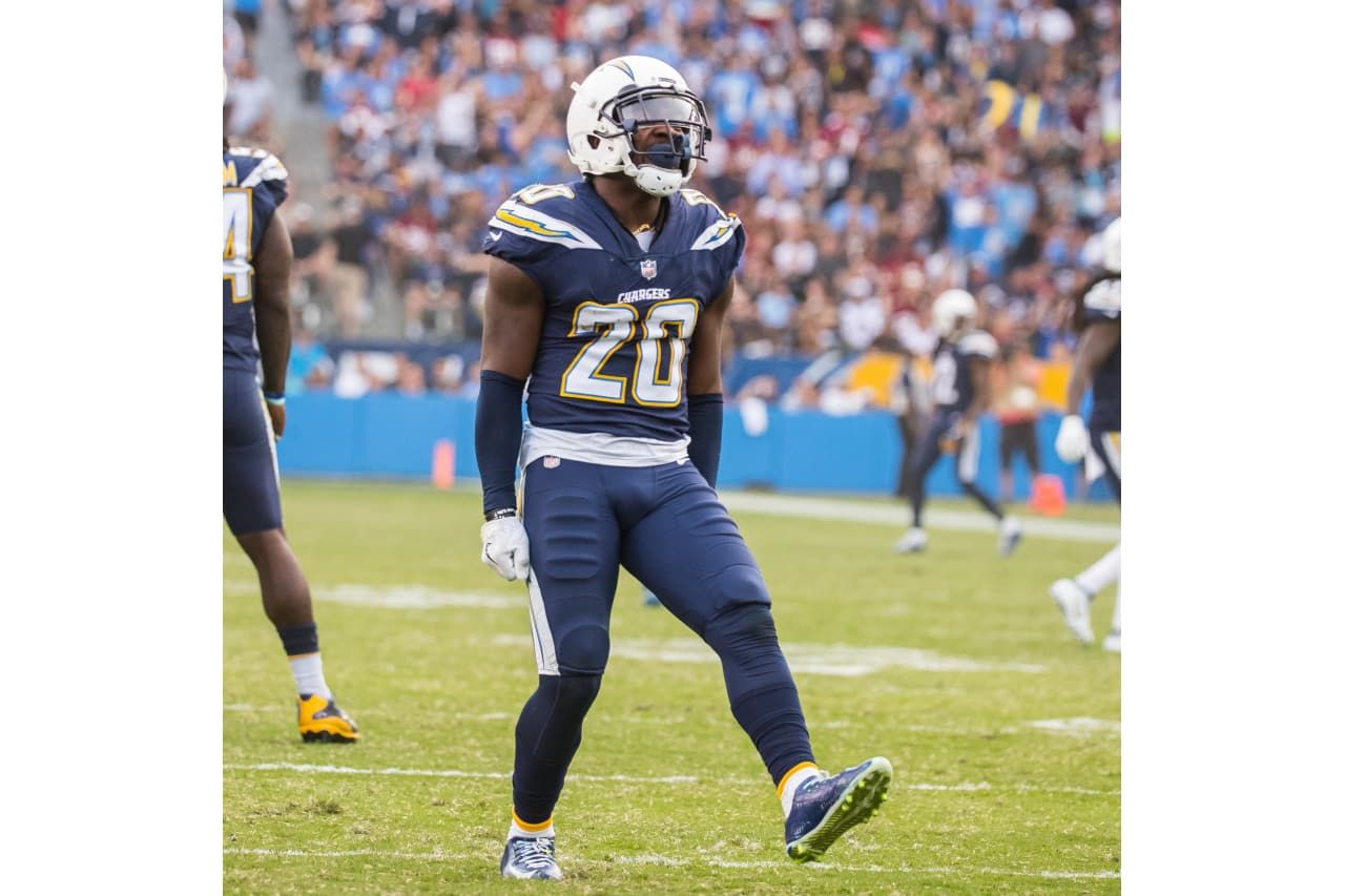 20 Cb Desmond King Man Chargers Los Angeles Chargers
