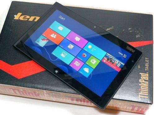 Lenovo ThinkPad 10 Tablet Is All Business Powerhouse