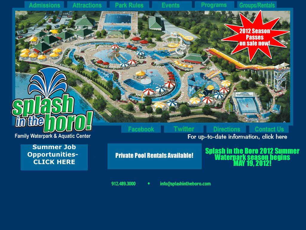 Splash In The Boro Waterpark In Statesboro Is The Perfect Place To