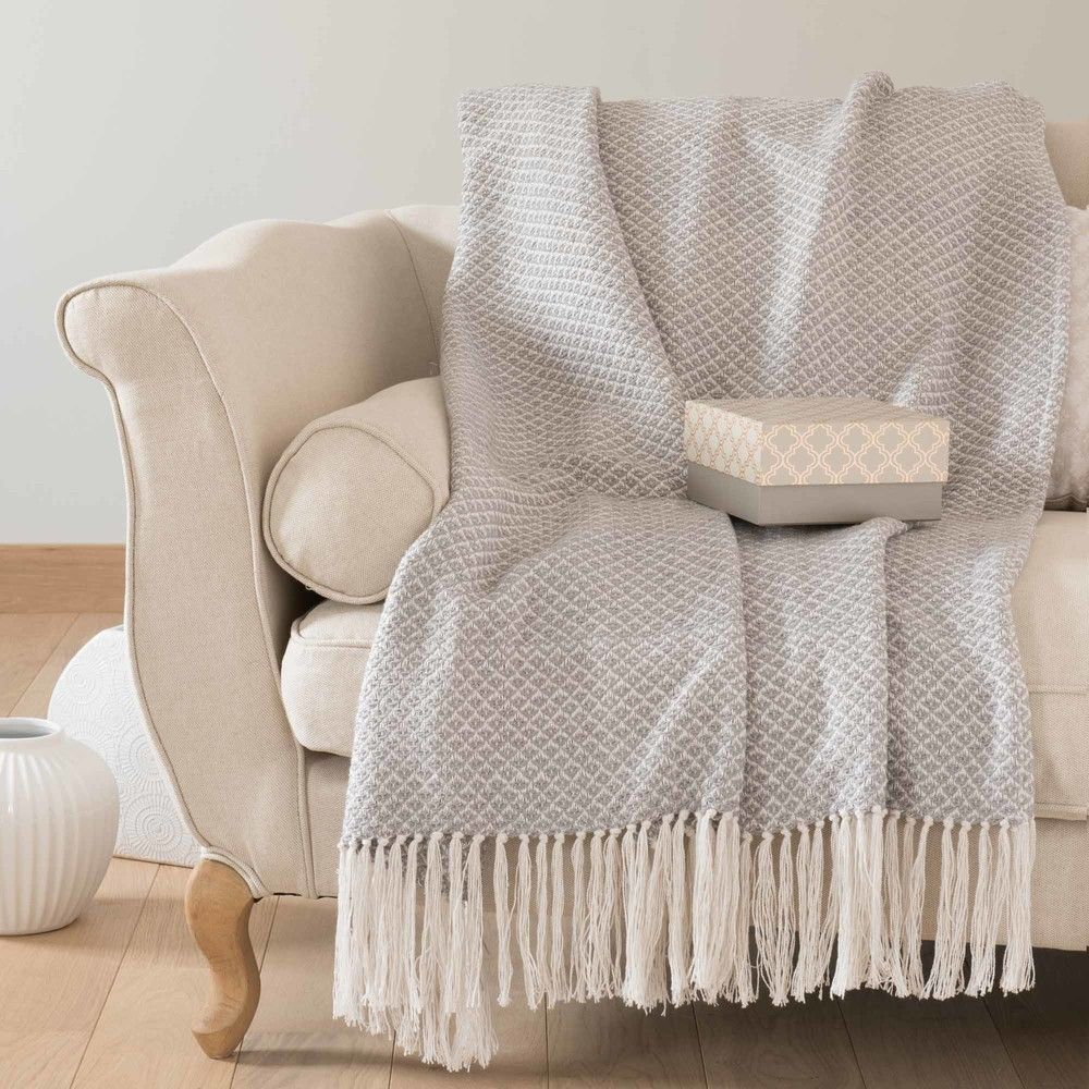 Linge Deco Sofauberwurf Uberwurf Textilien