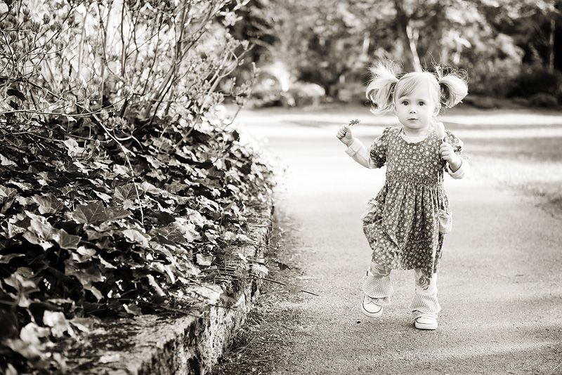 Check out this lil' cutie sporting the ever SO cute Matilda Jane clothing. {Vancouver children photographer}