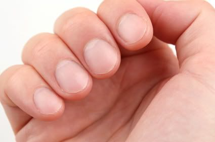 Fingernails Proper Grooming