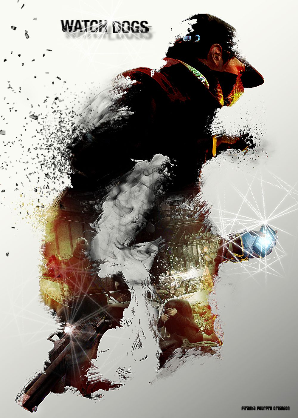 Aiden Pearce #disappearofthenetwork