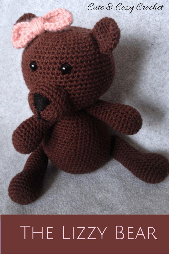LizzyBear\'s Super Cute Teddy Bear