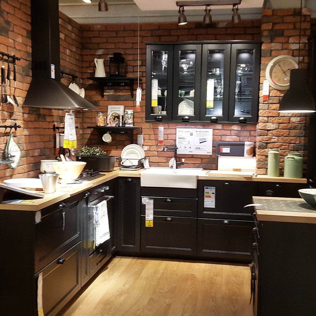 Are Ikea Kitchen Cabinets Good: Marzenie 😍#kitchen #ikea #exposition #dream #nice #good