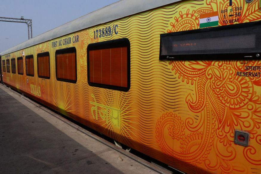 IRCTC to Pay Rs 63000 in Compensation to Passengers of Tejas Express Delayed for Over An Hour