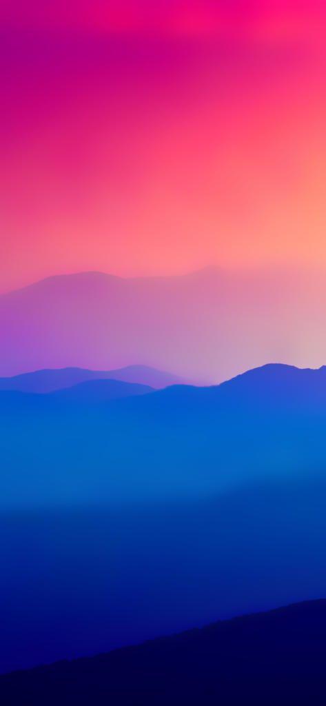 iPhone Screensaver ios 12 wallpaper packages inspirational vivid colors iphone wallpaper pack of ...