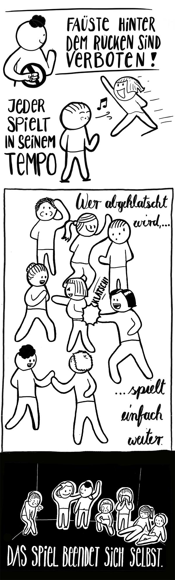 Gruppenspiele zum kennenlernen für erwachsene