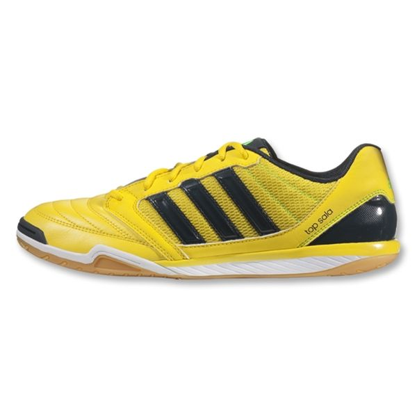 adidas Freefootball TopSala (Vivid Yellow/Black/Green Zest) - WorldSoccerShop.co