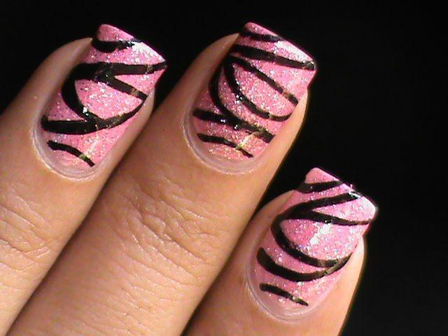 Glitter Magic   Nailed It   Pinterest   Pretty nails, Beauty nails ...