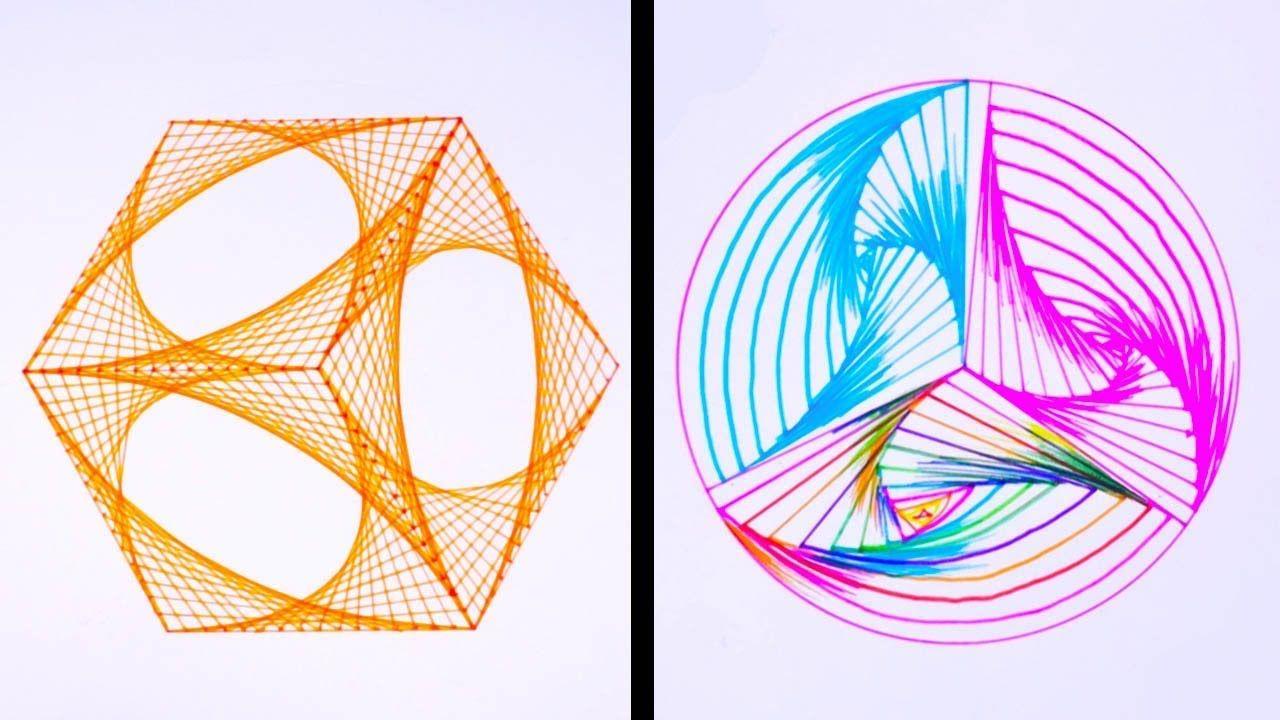 رسم حرف S ثري دي 3d محفور على الورقة خدع بصرية ثري دي 3d Trick Art Diy Art Painting 3d Art Drawing Illusion Drawings