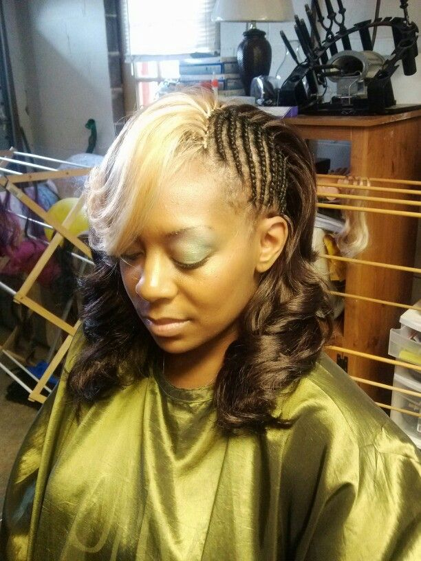 Kim Kimble Inspired Tree Braids Hot Colors Bodywavehair Make Your T Today