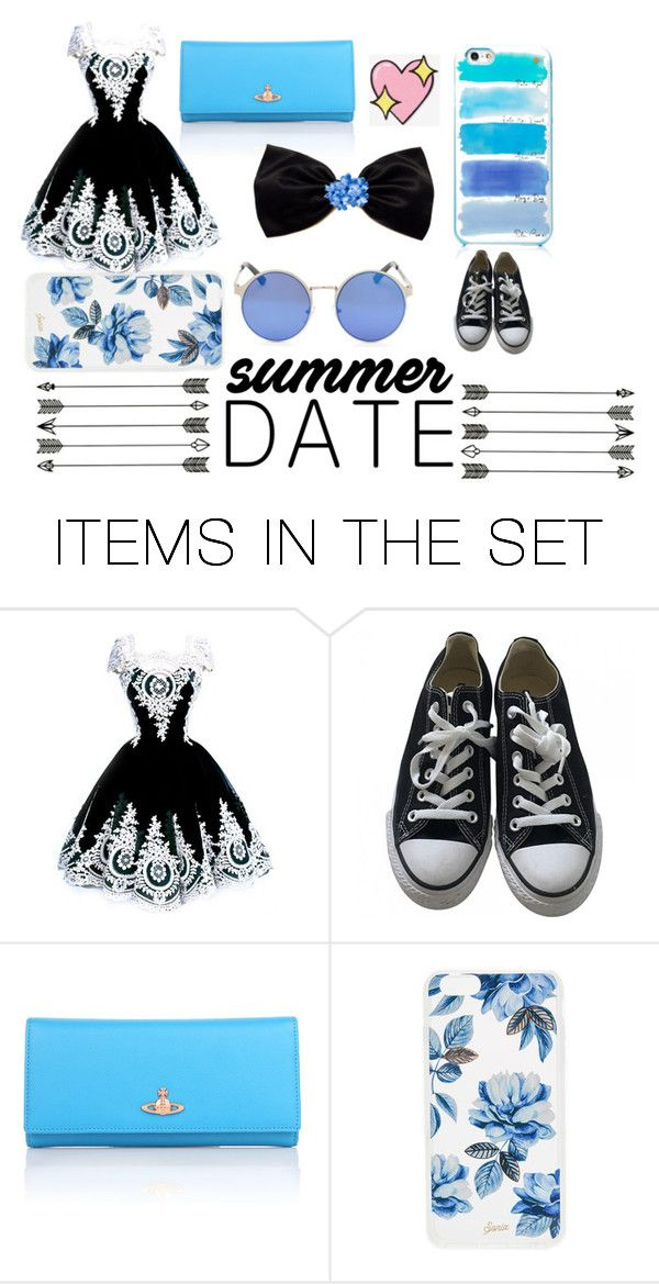 """""""BLoo"""" by poper-i ❤ liked on Polyvore featuring art"""