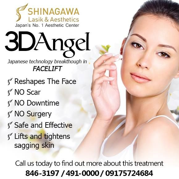 3D Angel Lift: Non Surgical Face Lift | Non-surgical Aesthetic