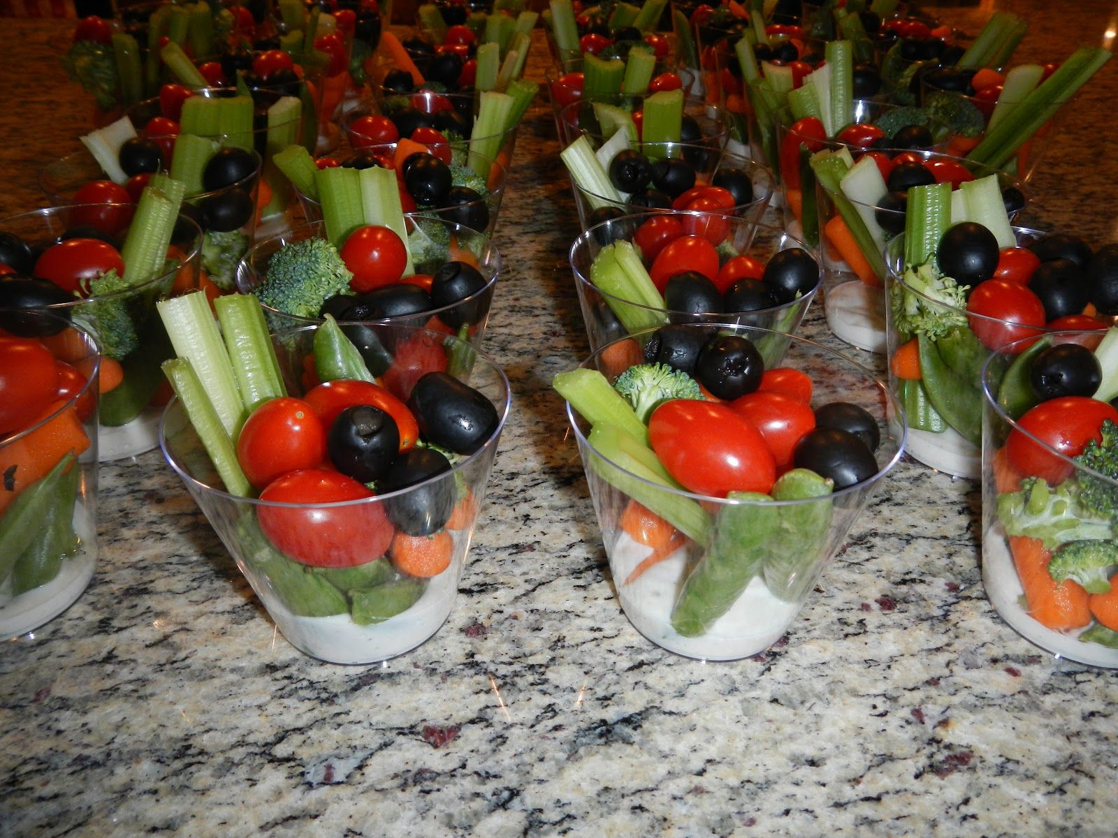 individual vegies and dip baby shower finger foods party finger foods baby boy shower