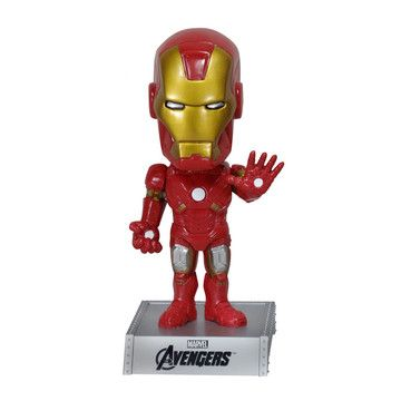 Wacky Wobbler Iron Man, $12.50, now featured on Fab.