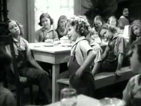 Shirley Temple Animal Crackers In My Soup Lyrics