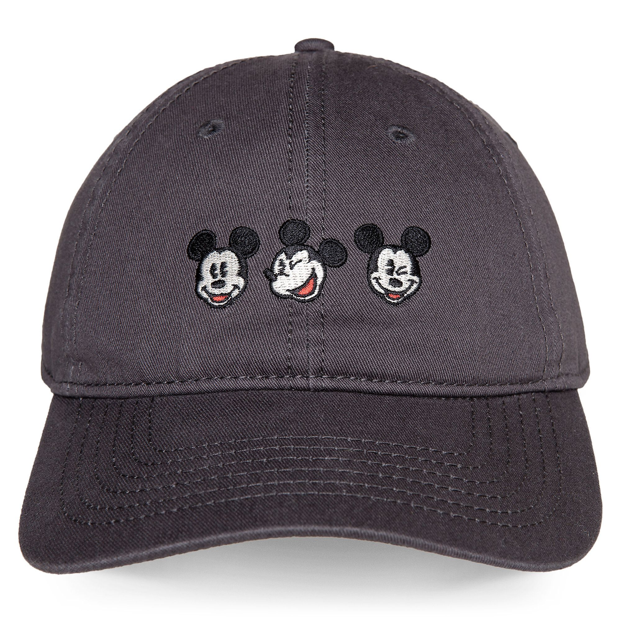 Mickey Mouse Embroidered Baseball Cap for Adults  035c016f954