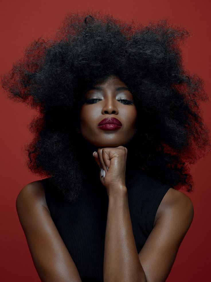 Image Result For Naomi Campbell With A Afro