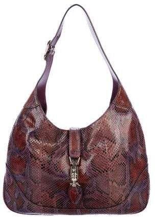 9e62eeab6fdd6b Python Jackie Bag in 2019   purse