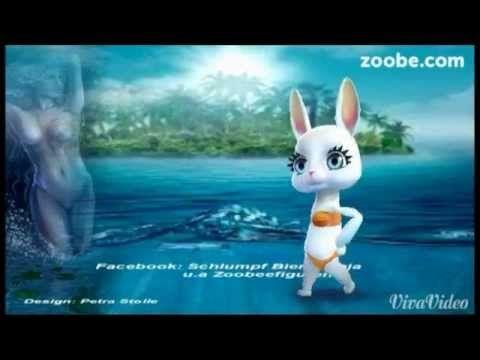 Hitze und es wird heißer..schönen Urlaub.. ;)..Hitzewelle, Sommer, Häschen, Zoobe, Animation - YouTube