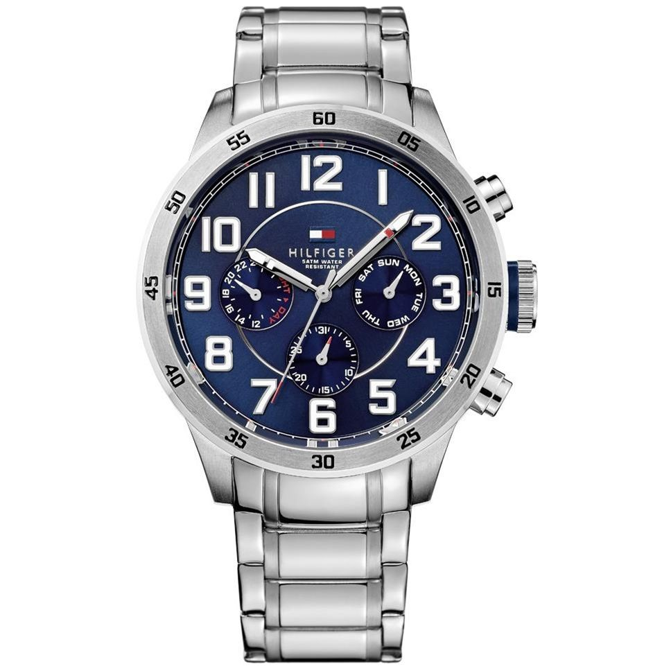 Th1791053 Erkek Kol Saati Horloge Montre Tommy Hilfiger