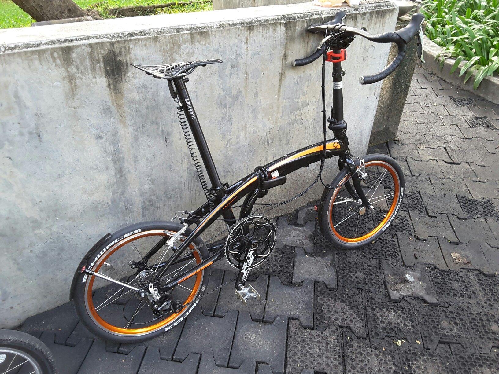 ปักพินโดย Foremost ใน My Dahon Vector X11 Bicicletas