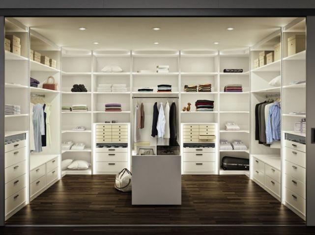 Déco chambre : armoire ou dressing, à vous de choisir !   Armoires