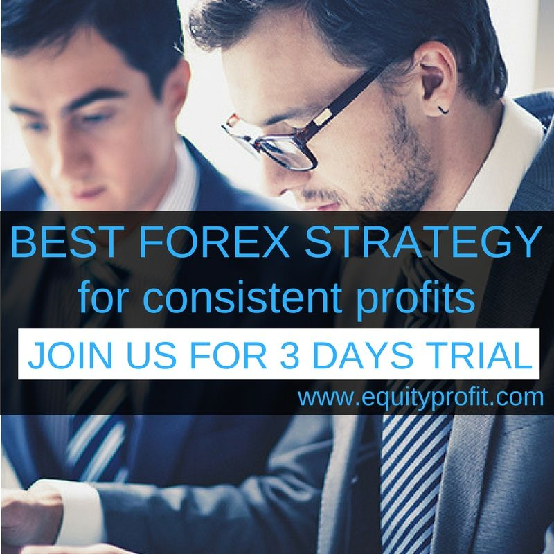 BEST FOREX STRATEGY for consistent profits www